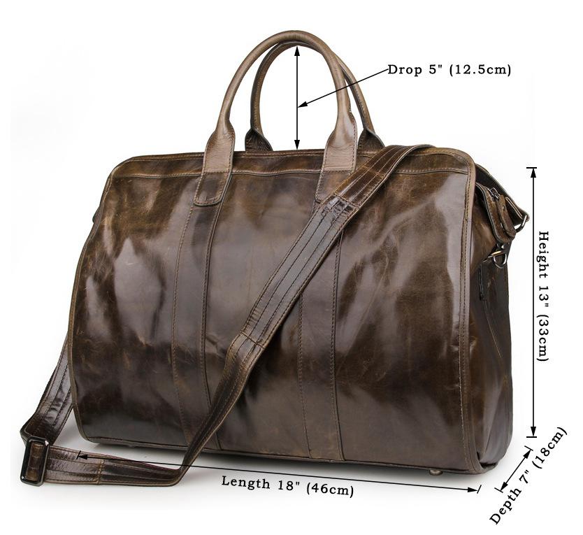 Размеры сумки JMD7324
