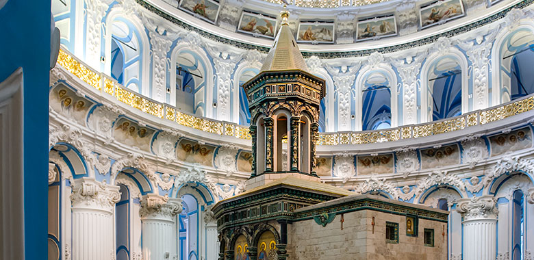 Ново-Иерусалимский монастырь: время возрождения