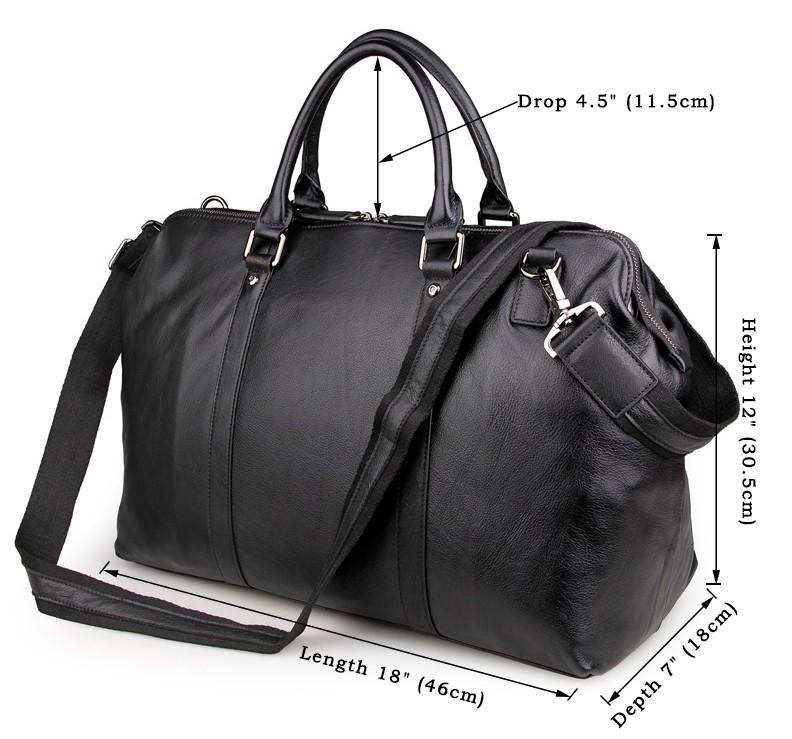 Размеры сумки JMD 7322