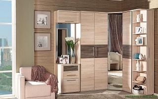 БРУНА Мебель для прихожей