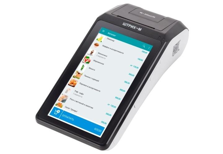 Использование компактных онлайн-касс удобно при продажах в формате стола заказов