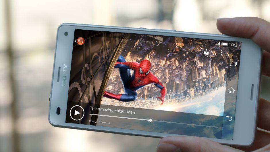 Sony Xperia Z3 Compact - mobiguru.ru