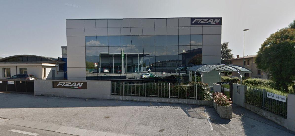 История бренда Fizan (Завод в Бассано-дель-Граппа)