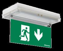 SOLID – для аварийного освещения промышленных холодильников