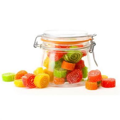 Желейные конфеты на основе агар-агара