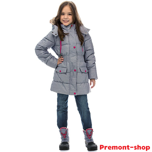 Куртка Premont для девочек с ЭКОпухом купить в интернет-магазине Premont-shop!