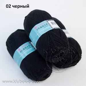 Нежная пехорка  02-черный