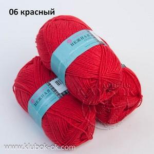 Нежная пехорка 06-красный