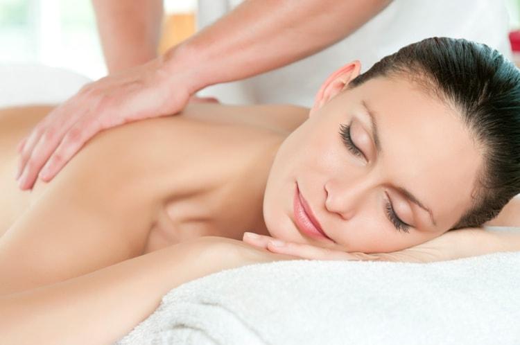 Медицинский лечебный массаж