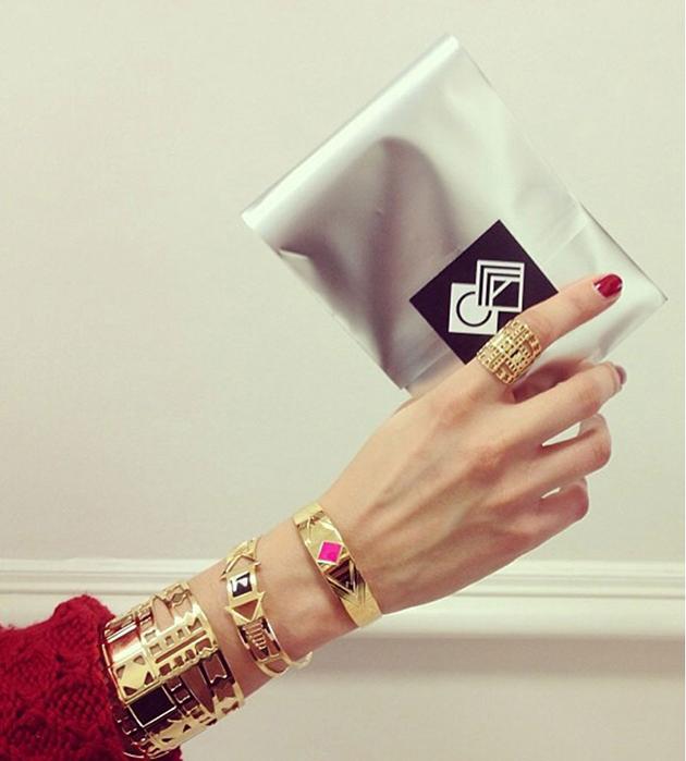 купите резное кольцо в византийском стиле от Chic Alors Paris