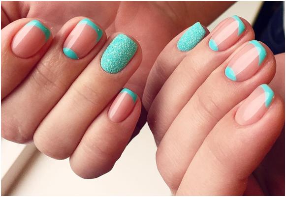 Дизайн для ногтей мармелад