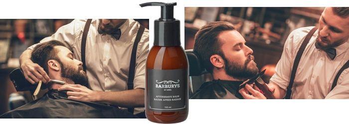 Крем для бритья Barburys