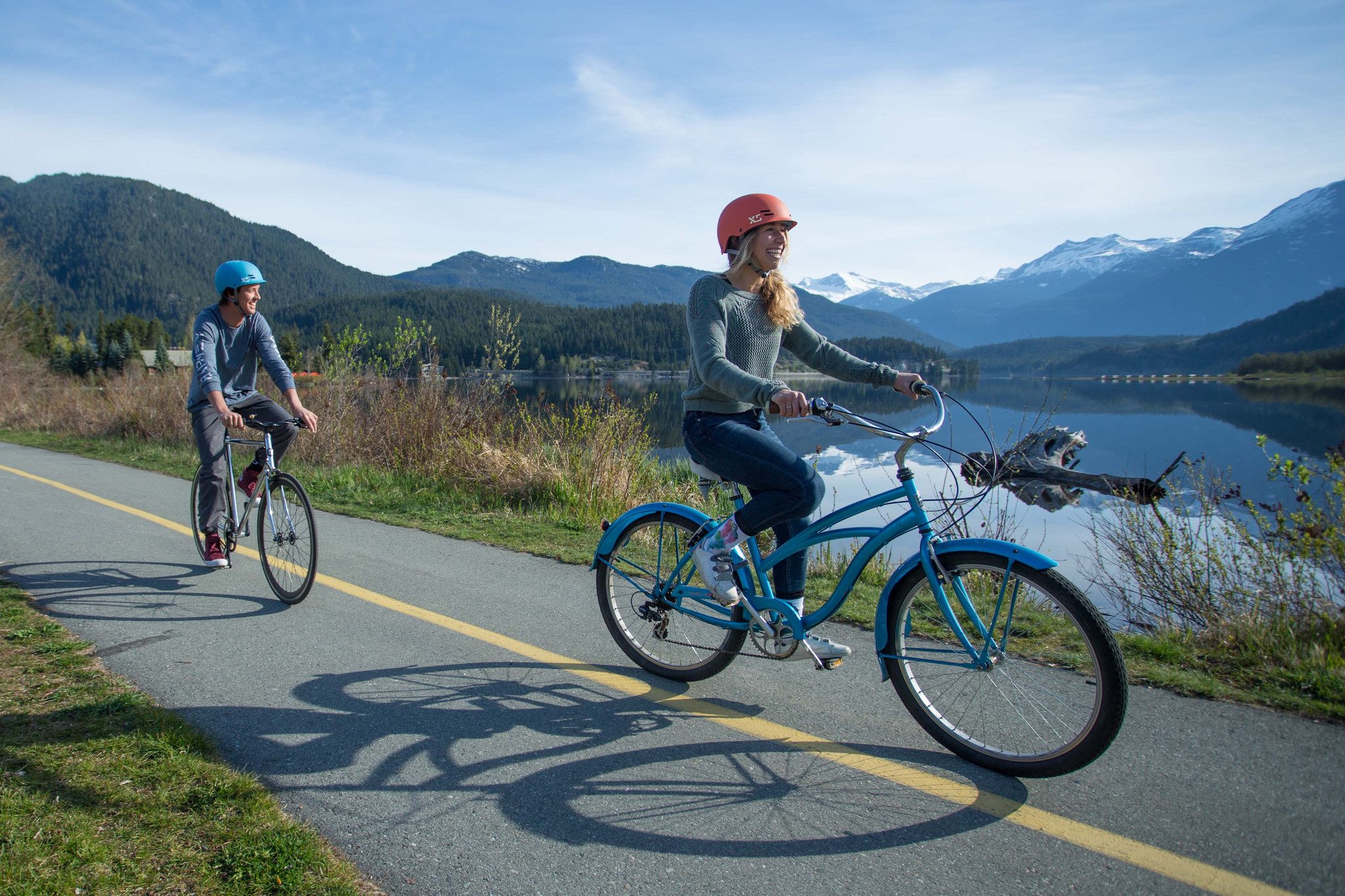 Отличие женских велосипедов от мужских