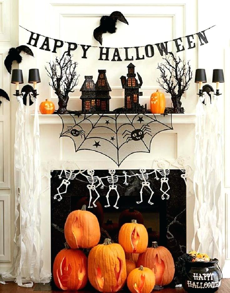 декорация на хэллоуин