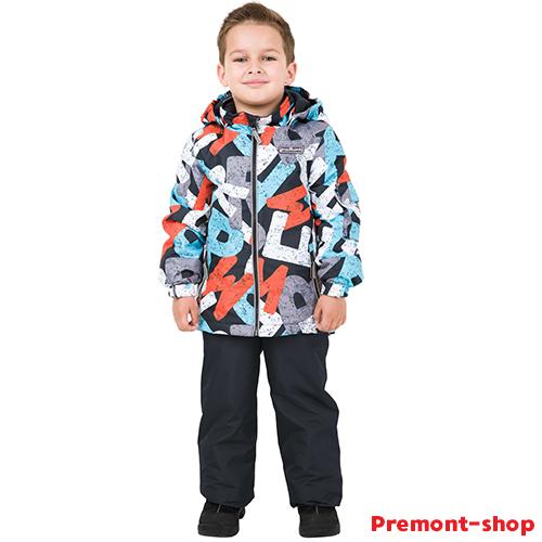 Комплект Premont Краски Сент-Джонс купить на весну и осень в интернет-магазине Premont-shop