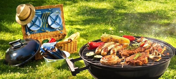 Семейный пикник: меню для гриля
