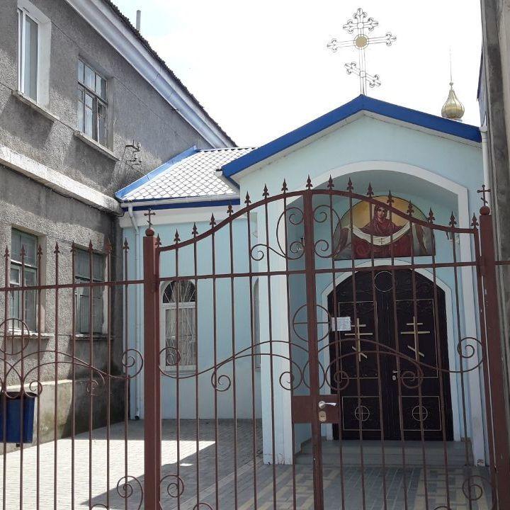 Свято-ПОкровский храм сегодня