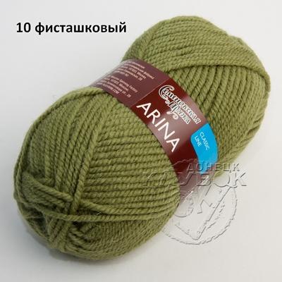 1 фисташковый Арина Семеновская