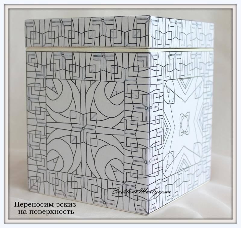 Имитация эмали, мастер-класс, Светлана Мартынова, SMAR, краска лаковая, эмалевая