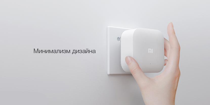 Wi-Fi адаптер Xiaomi Power Line