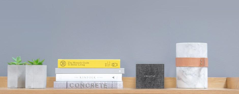 Портативная Bluetooth моно акустика Creative NUNO micro