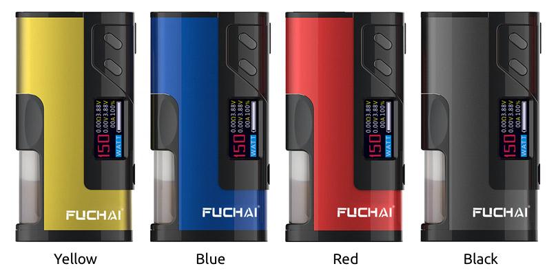 Боксмод Fuchai Squonk 213 150W
