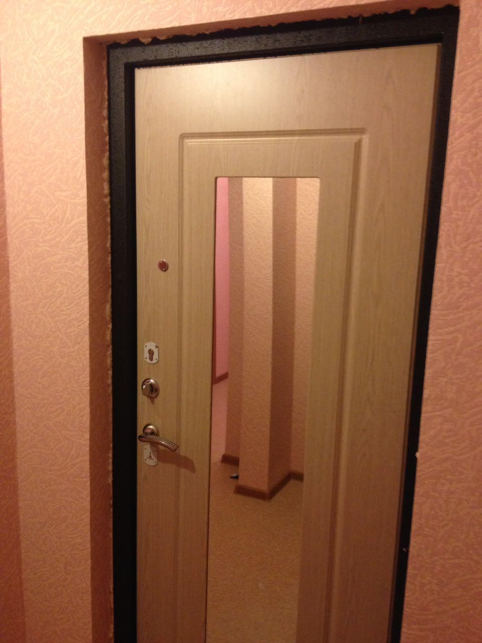 Дверь входная Аргус Аргус Фактор 6, 2 замка, 1,5 мм металл, (чёрный шёлк+беленый дуб)