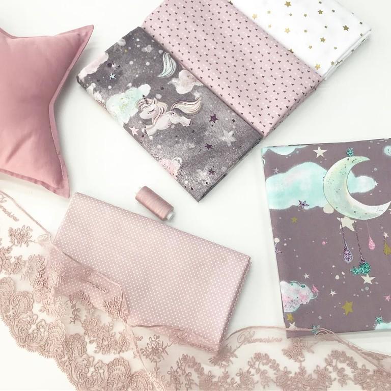 Ткань хлопок для детского постельного белья