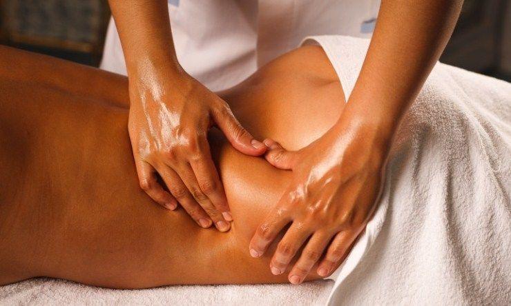 Что представляет собой антицеллюлитный массаж