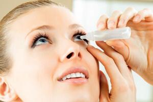 Как подобрать капли для увлажнения глаз, фото