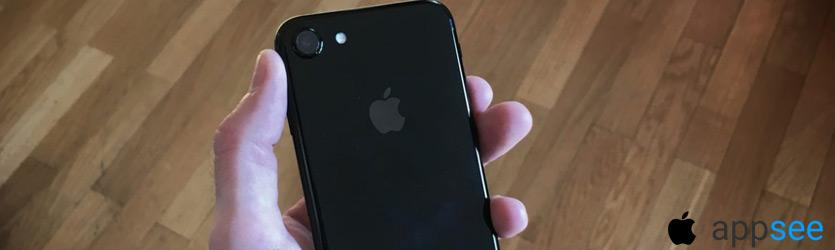 Сколько стоит Айфон 7 черный
