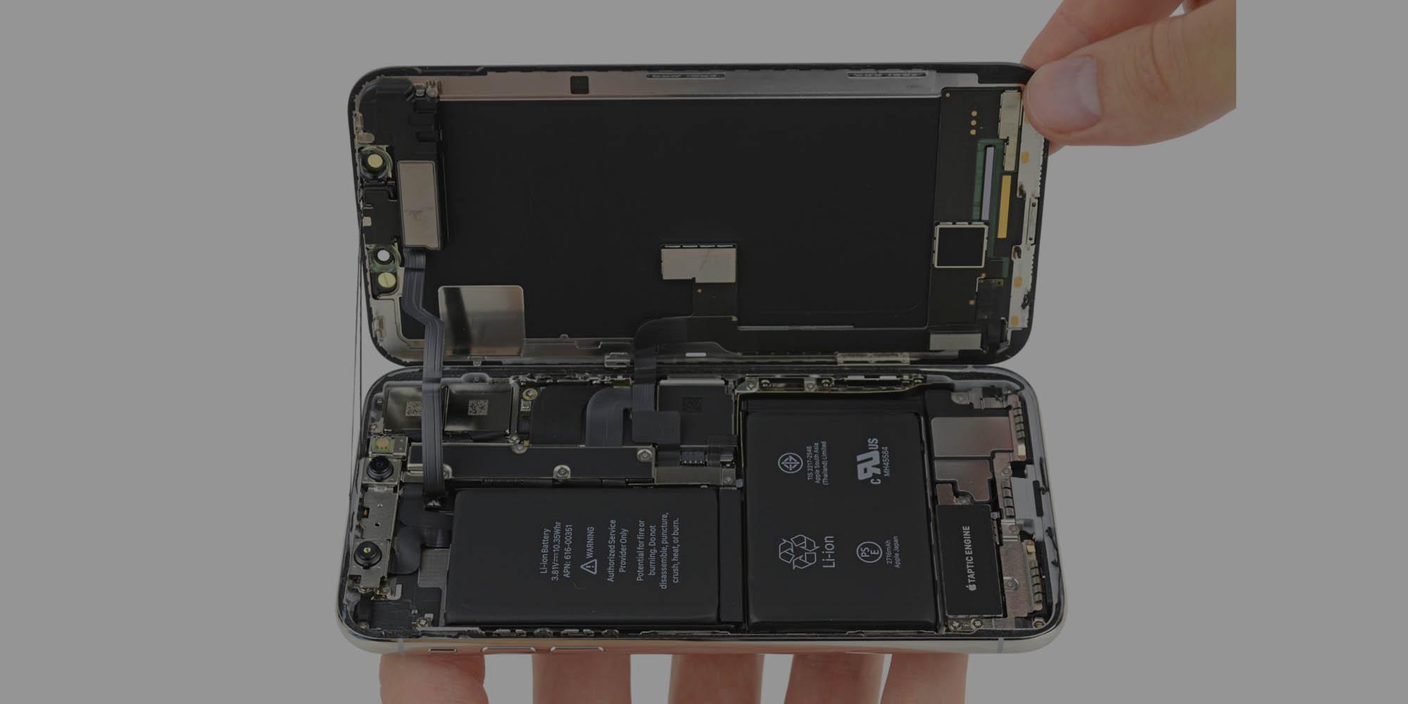 Запчасти для iPhone X, 8 и 8 Plus ужев продаже