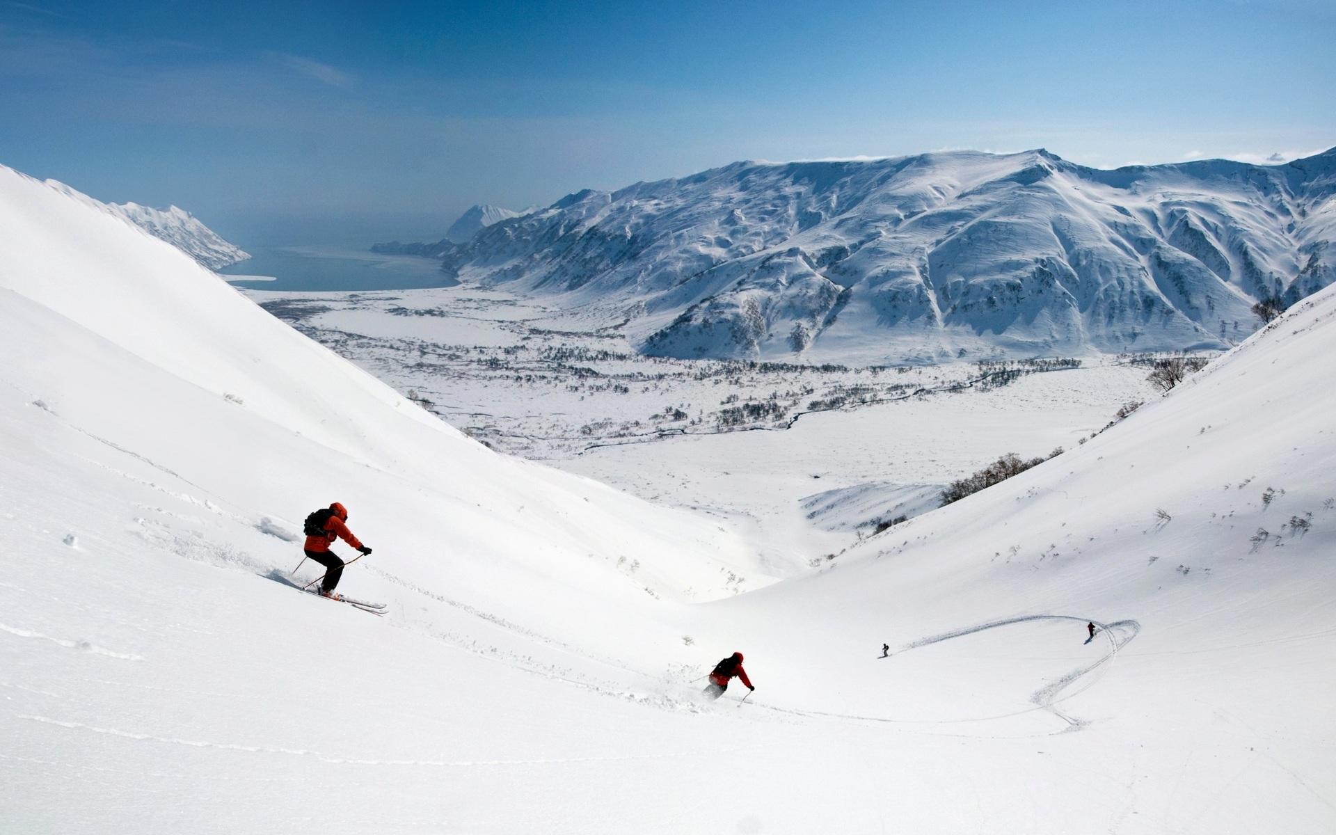 Горные лыжи от 5000 рублей