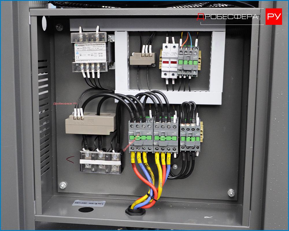 Crossair электрошкаф компрессора