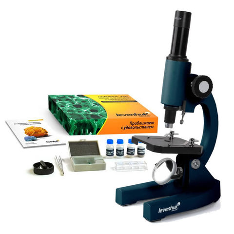 Детский микроскоп с набором