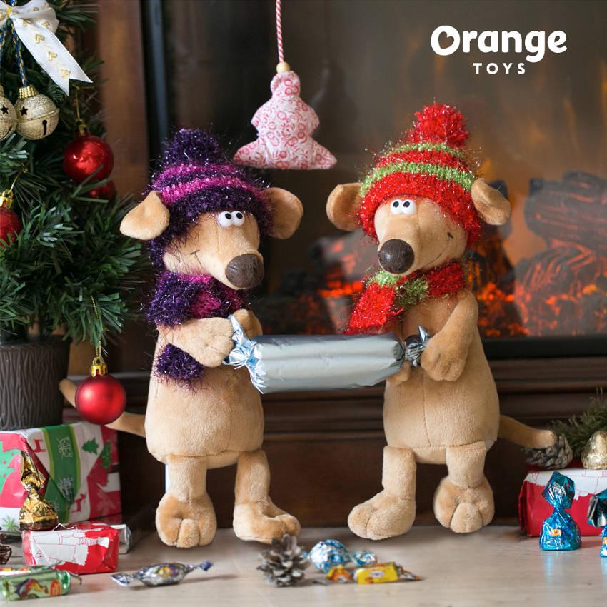 Собака Чуча, Orange Toys