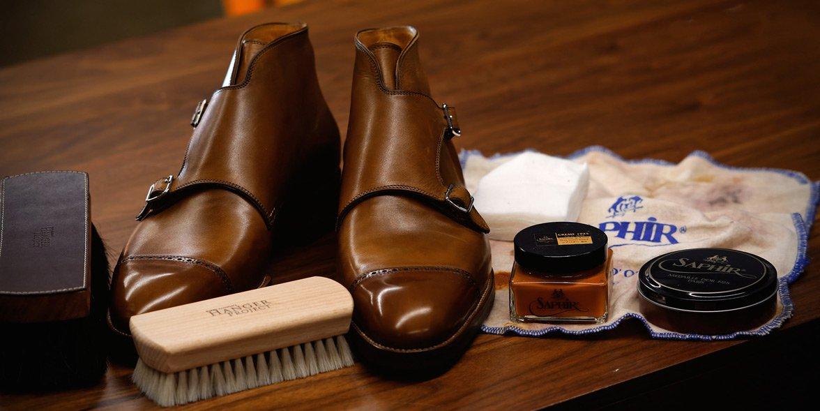 Качественный уход за Вашей обувью