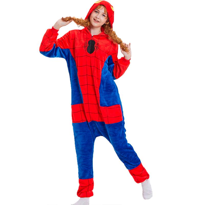 кигуруми человек-паук