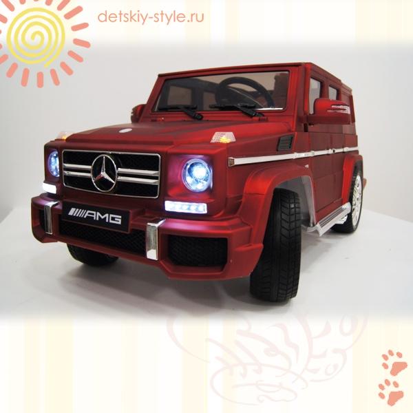 электромобиль гелендваген g63 amg, лицензия, купить, цена, river auto, электромобиль детский mercedes benz g63 amg, стоимость, заказ, бесплатная доставка, доставка по россии, новинка, отзывы, обзор, detskiy-style.ru