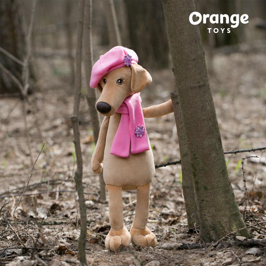 Собака Миа, Orange Toys