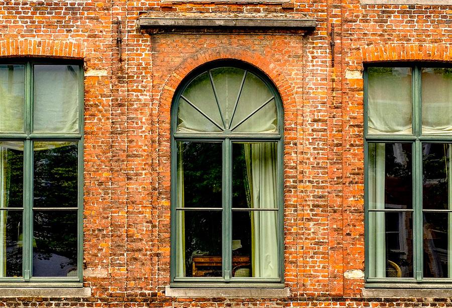 Веерное окно
