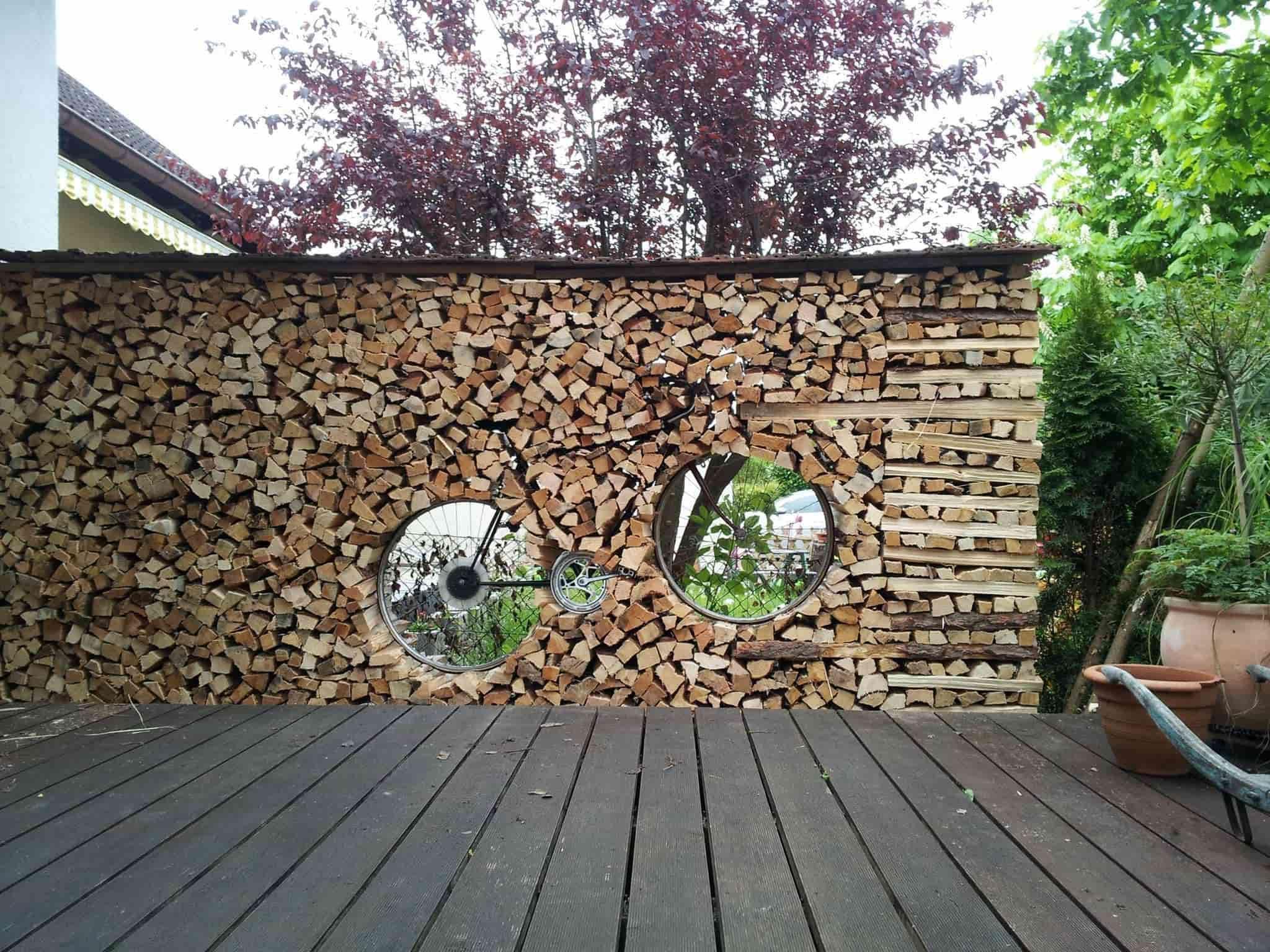 сушка дров