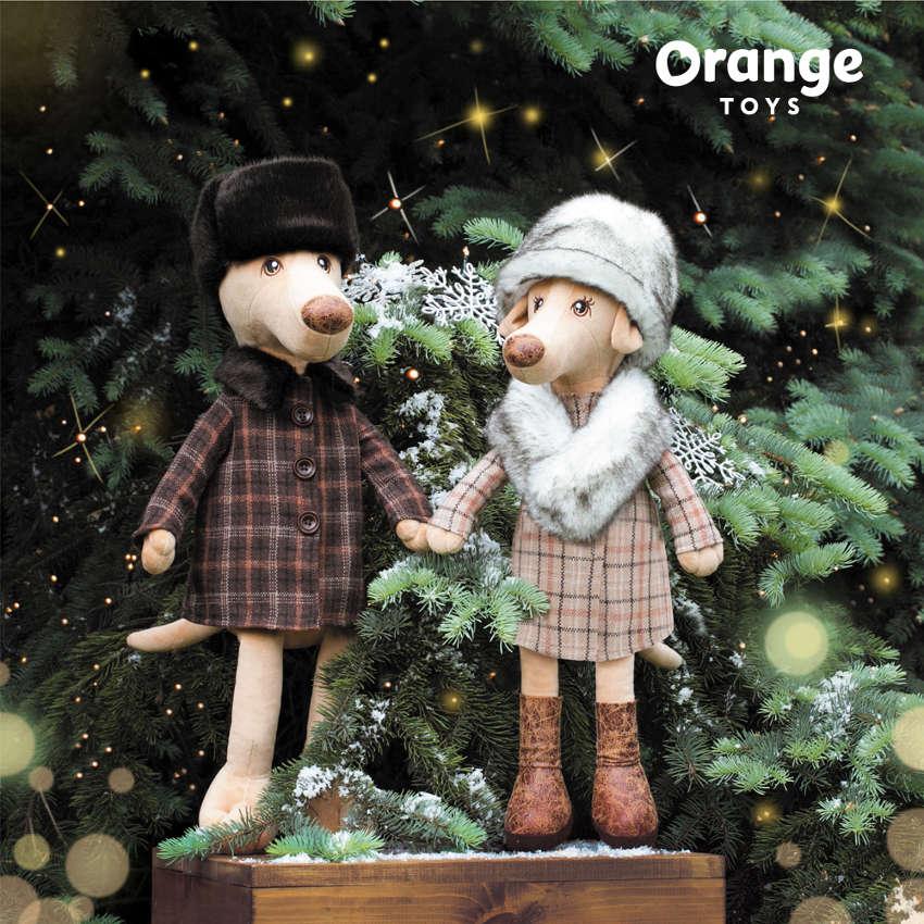 Собака Наденька, Orange Toys