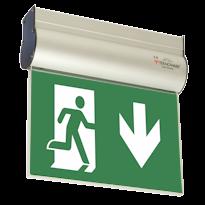 Эвакуационные указатели ESC 10 для задач аварийного освещения общественных помещений