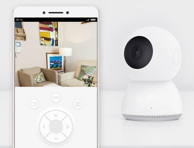 Xiaomi MiJia 360° Home Camera IP-камера видеонаблюдения