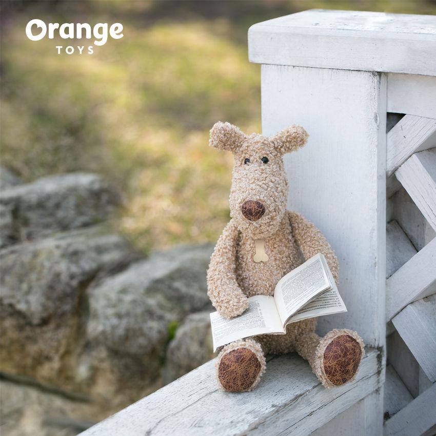 Пес Бобби, Orange Toys