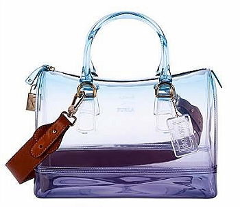 прозрачная сумочка