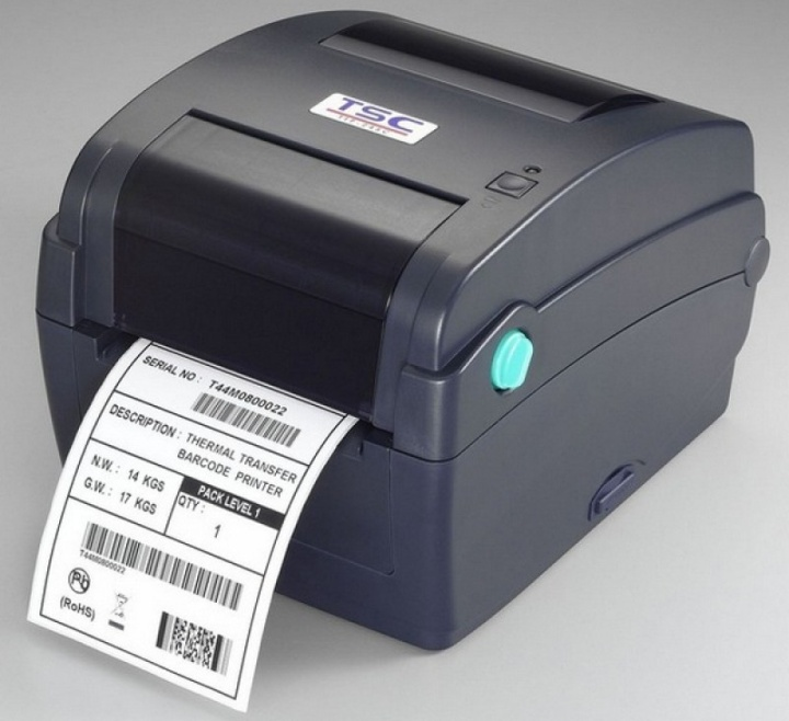 На принтере этикеток можно печатать любую необходимую информацию