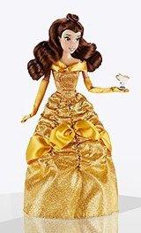 Кукла Белль в золотом платье - базовая