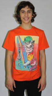детские футболки оптом с доставкой